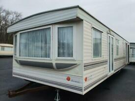 Static caravan Pemberton Harmony 35x12 2bed DG/CH. free UK delivery