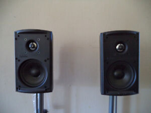 Definitive Technology  Speakers With Stands