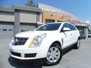 Cadillac SRX CLEAN TITLE, BLANC TRICOAT, PRÊT !  2013