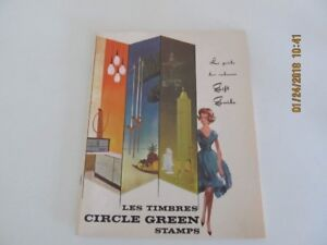 Les Timbres Circle Green