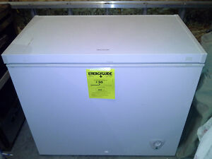 Kenmore 7 cu ft chest freezer