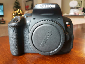 Canon T5i w/50mm Lens (Bundle)