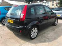 2006 56 Ford Fiesta 1.25 2006.5MY Style Petrol 5 Speed Manual Low Miles 1 Owner