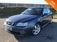 2007 SAAB 9-3 VECTOR SPORT 2.0T 175PS AUTOMATIC - 106K MILES - 3 MONTHS WARRANTY