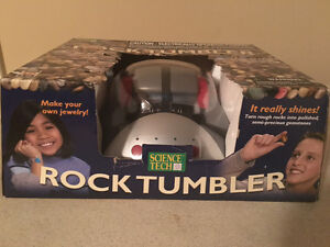 Rock Tumbler - Science & Nature Toy by Discovery Planet