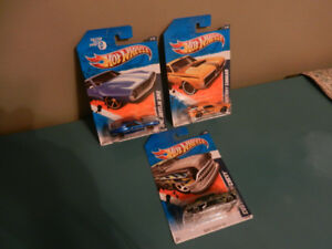 Hot Wheels KMART Days Cars Javelin,68 Merc,53 Chevy HTF