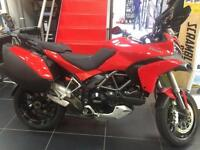 Ducati Multistrada 1200 S TOURING 1 OWNER FROM NEW WITH EXTRAS