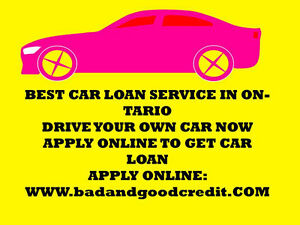 BAD CREDIT CAR LOAN | 0 down available | Get Approved Now Kitchener / Waterloo Kitchener Area image 1