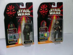 Star Wars Power of the Force and Episode 1 Action figures Kitchener / Waterloo Kitchener Area image 3