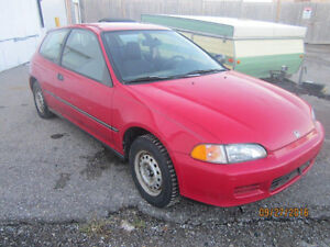 JUST IN FOR PARTS 1994 HONDA CIVIC @ PIC N SAVE WOODSTOCK