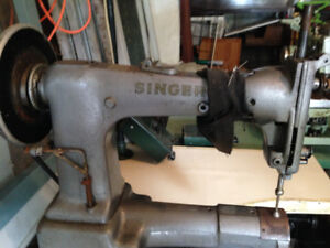 9 Commercial Sewing Machines FOR SALE