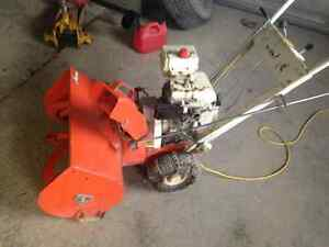 """Ariens Snowblower for sale,5 hp,24""""cut 2-stage w/electric start"""
