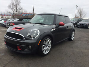2012 MINI COOPER S AUTOMATIQUE TRES RARE