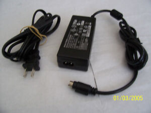 12V + 5V DC Power Adapter for Ext. Hard Drvie/Rewriter Enclosure