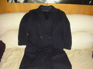 Emporio Armani Coat Made in Italy Mens