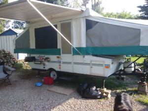 2002 Rockwood Pop-up Camper