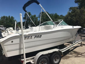 Like New!! Sea Pro 206 DC,Yamaha 150 4 Stroke Less then 300Hr