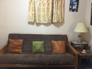 Prime Location : 1 Bed fully furnished Apartment