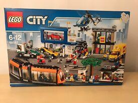 Lego City City Square