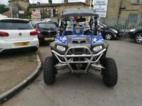 POLARIS 4 seater buggie - 2010 10-REG - FULL MOT ON PURCHASE