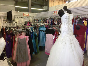 Prom, Grad, Special Occasion, Evening & Bridal Dress for SALE!