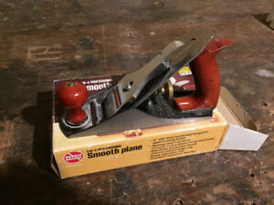Benchmark smooth plane (BM-4 Professional)
