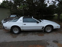 1982 Trans Am parting out or sell whole, PMD, KITT, Knight Rider