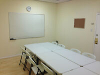 Classroom/Meeting Room for Daily Rental