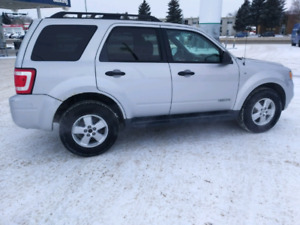 2008 Ford Escape AWD