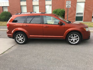 2013 Dodge Journey Crew 7 seats DVD