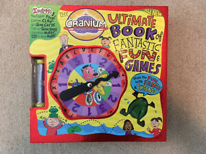 The Cranium Ultimate Book of Fantastic Fun & Games Kitchener / Waterloo Kitchener Area image 1