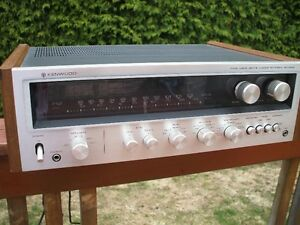 Vintage Kenwood Receiver