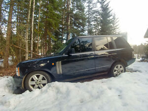2004 Land Rover Range Rover HSE SUV, Crossover