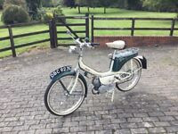 1965 RALEIGH RUNABOUT RM6 MOPED - FULLY RESTORED