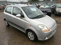 Chevrolet Matiz 1.0 SE 2007 LOW MILES ONLY 53K & JULY 17 MOT