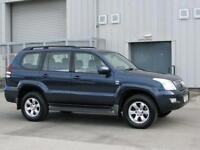Toyota Land Cruiser 3.0 D-4D Automatic LC3 8 Seater