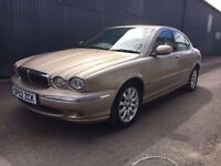 Jaguar X-Type V6 SE trade in to clear mot Feb 2017 reduced to clear