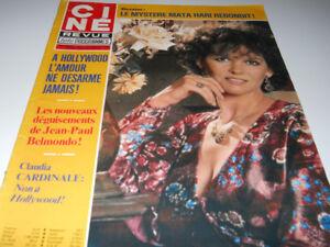 CINÉ REVUE ANNÉE 1965 À 1990