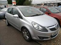 2007 Vauxhall Corsa 1.4i 16V SXI Automatic Only 30K 5dr Silver A/C Local Car VGC