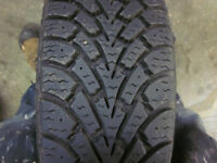 Good Year Nordic - 185/65R15 - 4 bolts - winter tires