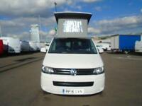 Volkswagen Transporter 2.0 Tdi 84Ps Camper Conversion DIESEL MANUAL WHITE (2014)