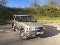 Isuzu Trooper 3.0TD Citation 7 Seater - Mot Until Sept 17