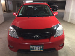 2007 Toyota Matrix XR Wagon, Safetied, Clear Title