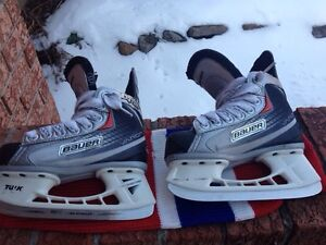 Bauer X20 youth skates 11