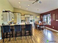 Beautiful custom home located in Springside, SK