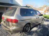 1999 Honda Odyssey Certified E-Tested