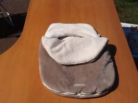 Baby warmer seat cover