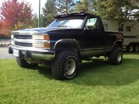 1992 GMC Sierra Step Side 4X4