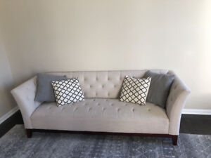 Designer Couch - $350 OBO