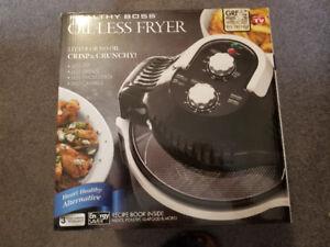 Oil-Less Fryer